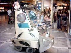 Un robot original