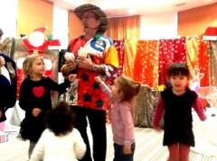 Les clowns enfants anniversaire colombes