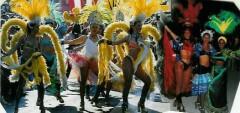 Danseuses Brésilienne Cubaines Africaines